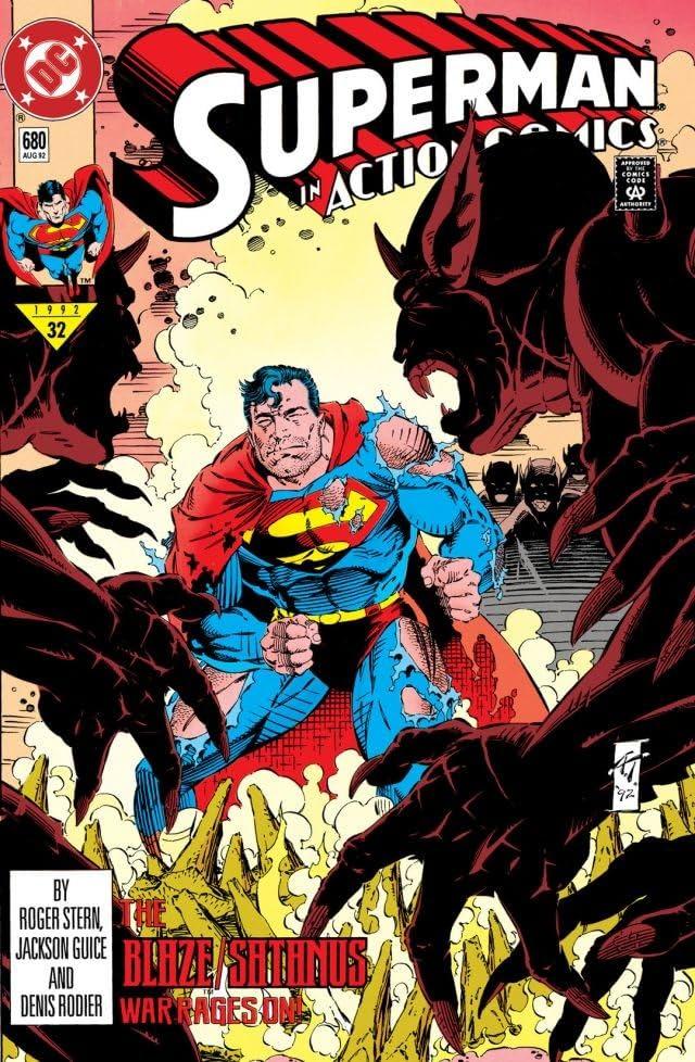 Action Comics (1938-2011) #680