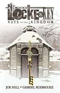 Locke & Key Tome 4: Keys To the Kingdom