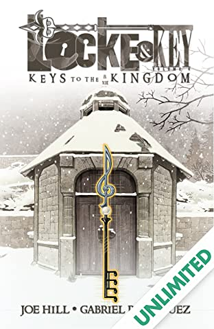 Locke & Key Vol. 4: Keys To the Kingdom