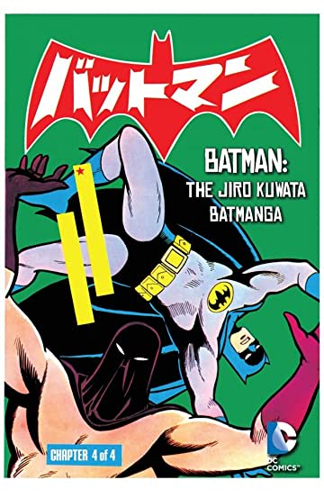 Batman: The Jiro Kuwata Batmanga #27