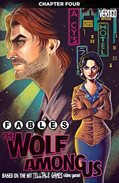 Fables: The Wolf Among Us No.4