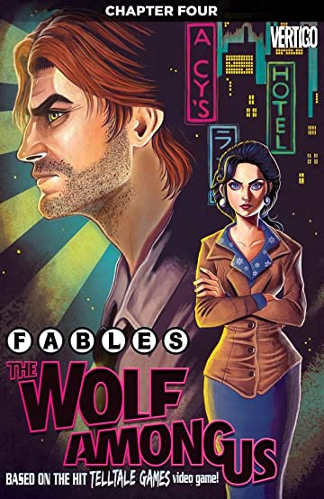Fables: The Wolf Among Us #4