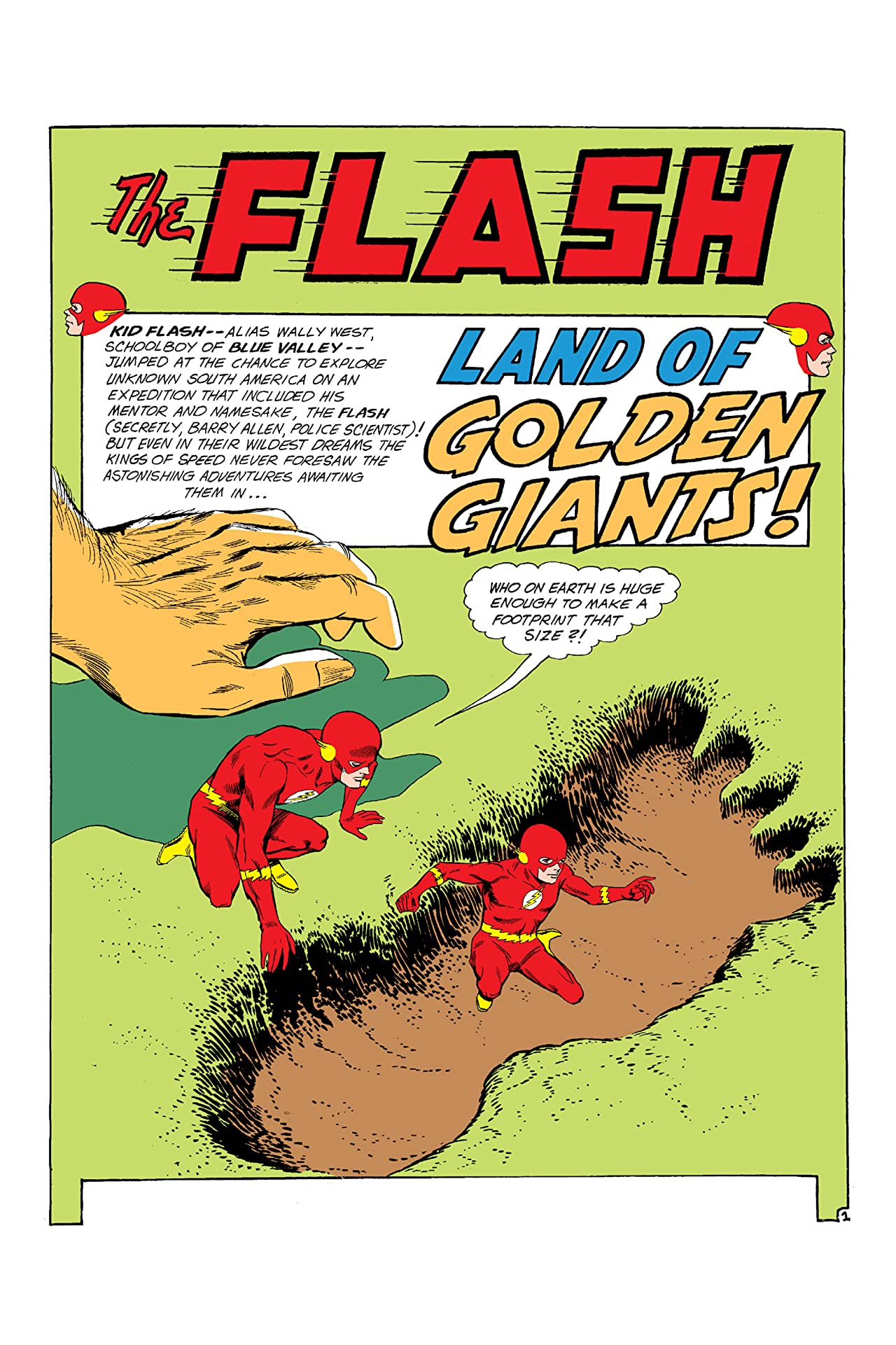 The Flash (1959-1985) #120