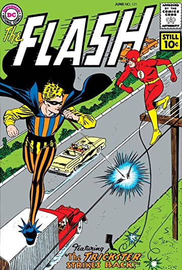The Flash (1959-1985) #121