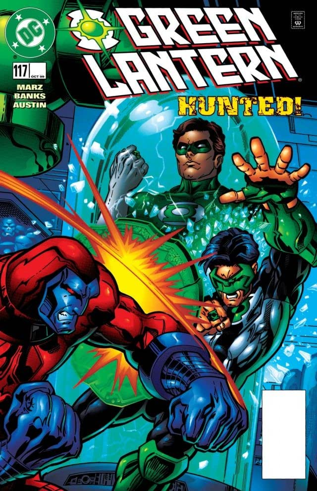 Green Lantern (1990-2004) #117