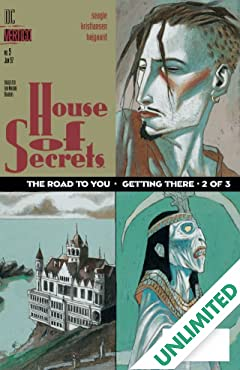 House of Secrets (1996-1998) #9
