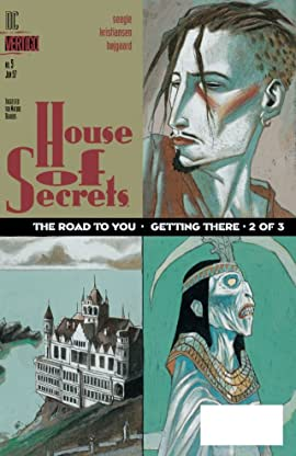 House of Secrets (1996-1998) No.9