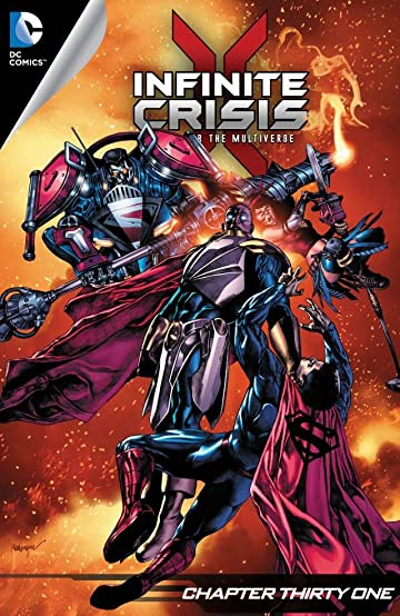 Infinite Crisis: Fight for the Multiverse (2014-2015) #31