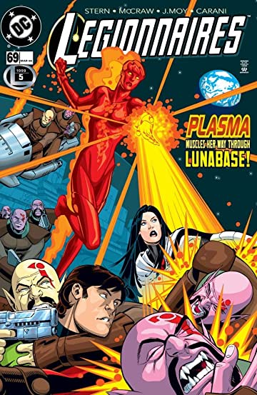 Legionnaires (1993-2000) #69