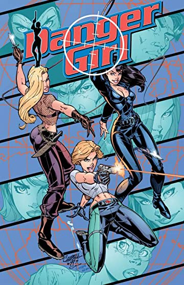 Danger Girl #1