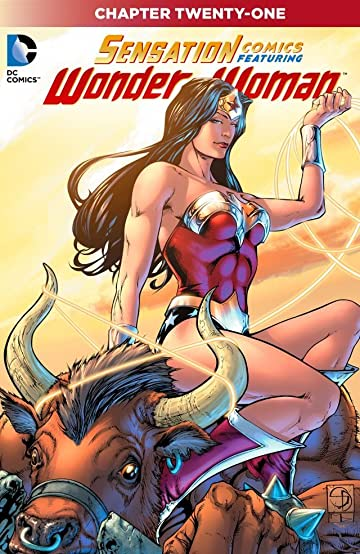 Sensation Comics Featuring Wonder Woman (2014-2015) #21