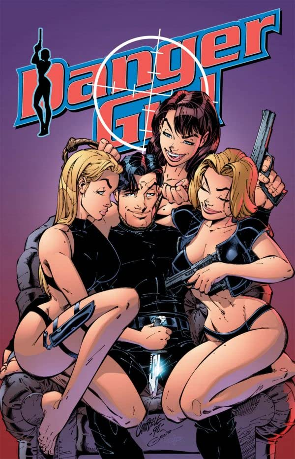 Danger Girl #3