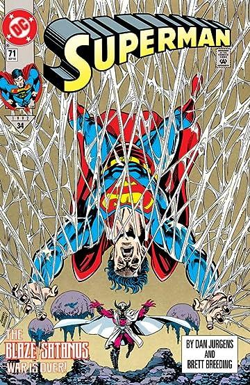 Superman (1987-2006) #71