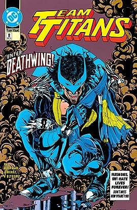 Team Titans (1992-1994) #8