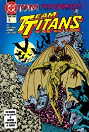 Team Titans (1992-1994) #9