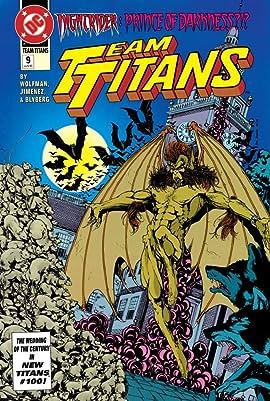 Team Titans (1992-1994) #9