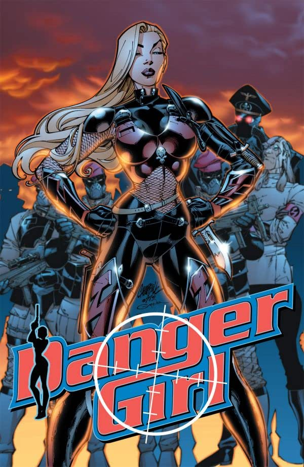 Danger Girl #6