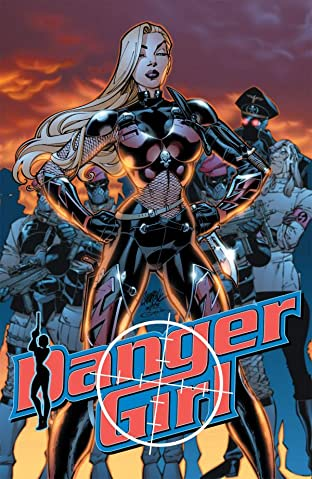 Danger Girl #6