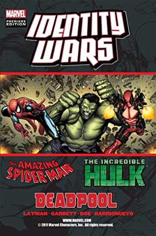 Deadpool/Amazing Spider-Man/Incredible Hulk: Identity Wars