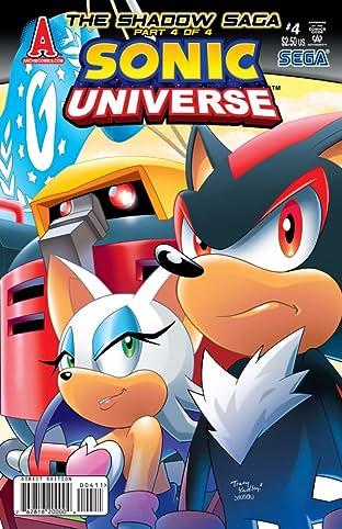 Sonic Universe #4