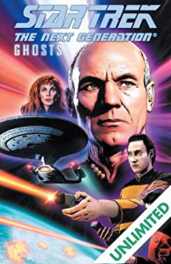 Star Trek: The Next Generation - Ghosts Vol. 1