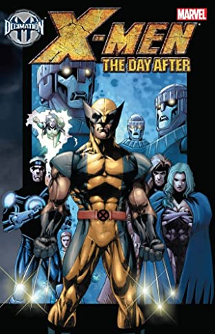 X-Men: Decimation - The Day After