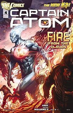 Captain Atom (2011-2012) #4