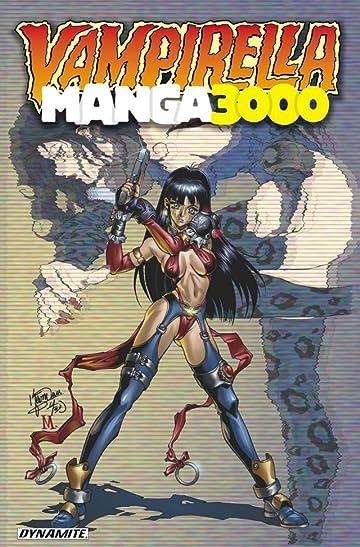 Vampirella Manga: 3000 A.D.