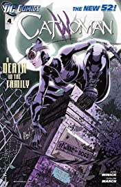 Catwoman (2011-) #4