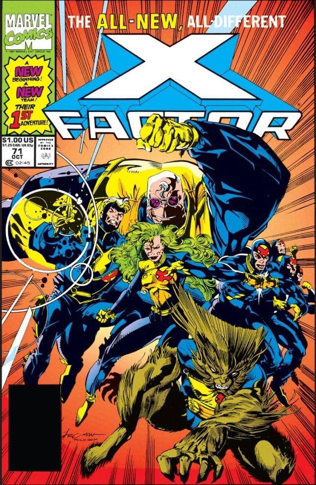 X-Factor (1986-1998) #71