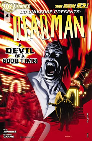 DC Universe Presents (2011-2013) No.4