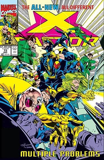 X-Factor (1986-1998) #73