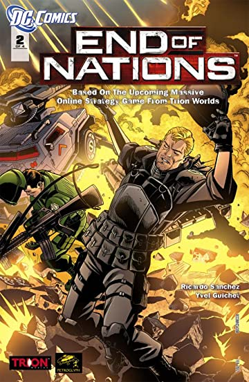 End of Nations #2 (of 4)