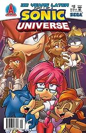 Sonic Universe #5