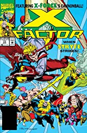 X-Factor (1986-1998) #77