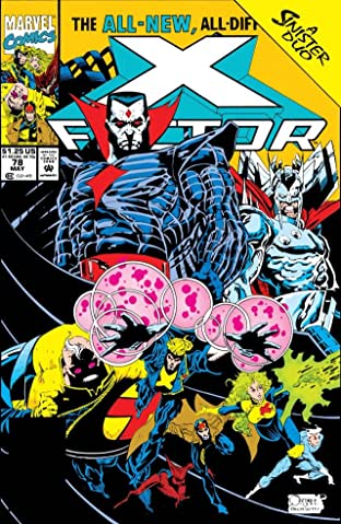 X-Factor (1986-1998) #78
