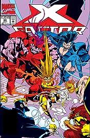 X-Factor (1986-1998) #80