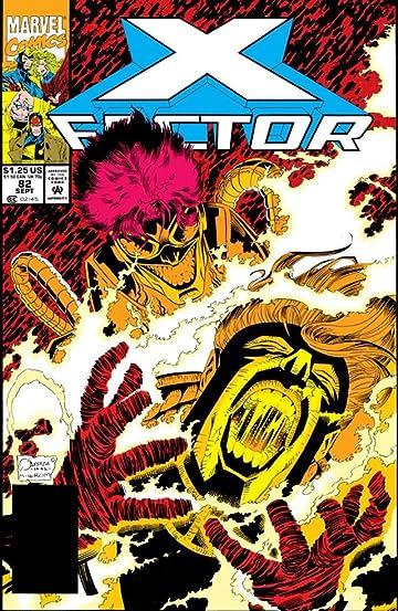 X-Factor (1986-1998) #82