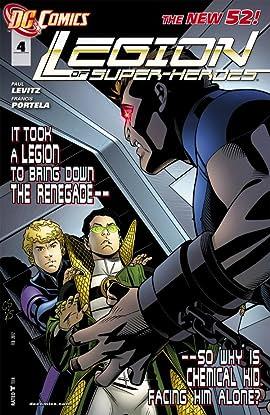 Legion of Super-Heroes (2011-2013) #4