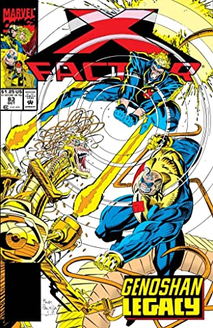 X-Factor (1986-1998) #83