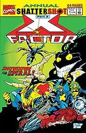 X-Factor (1986-1998) Annual #7