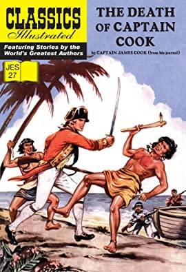 Classics Illustrated JES #27: The Death of Captain Cook