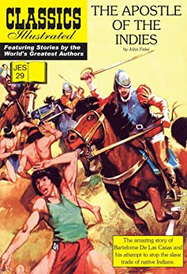 Classics Illustrated JES #29: The Apostle of the Indies