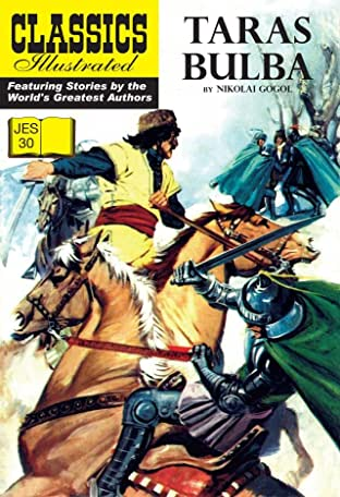 Classics Illustrated JES #30: Taras Bulba