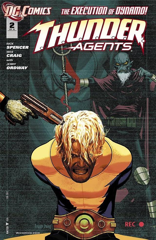 THUNDER Agents (2011-2012) #2