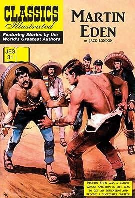 Classics Illustrated JES #31: Martin Eden