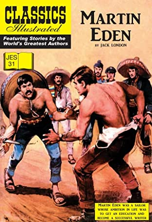 Classics Illustrated JES #31: Martin Eden