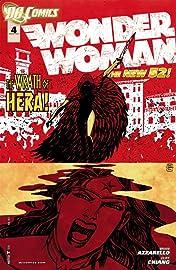 Wonder Woman (2011-2016) #4