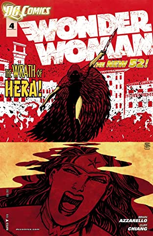 Wonder Woman (2011-2016) No.4