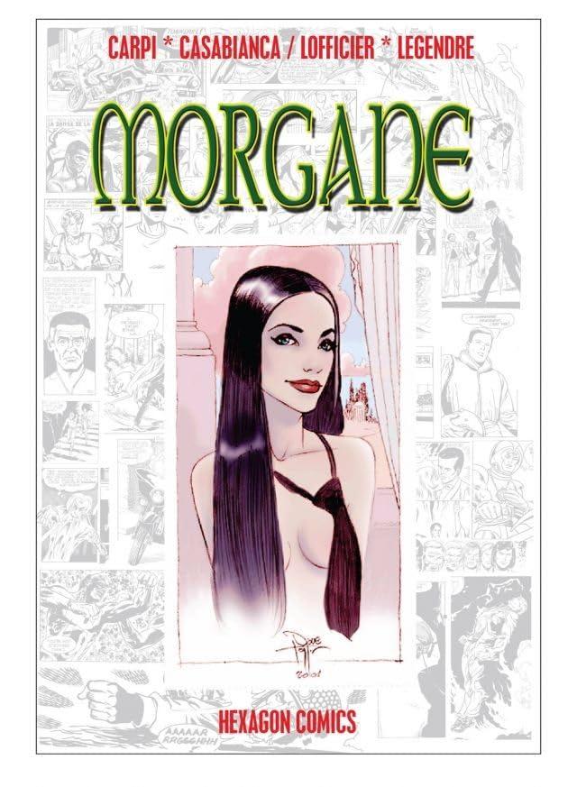Morgane Vol. 1